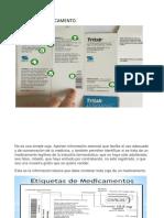 EMPAQUE DE MEDICAMENTO III