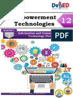 Tvl Empowerment Technologies q3 m1
