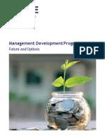 MDP Future & Options New