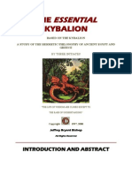 The Essential Kybalion