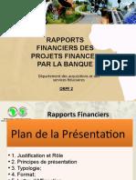 Gestion Financiere_rapports Financters Oct 2015
