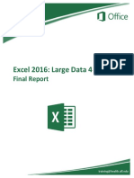 Excel-2016-large-data-final-report