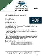 Tutorial_Teste_Rele_Schneider_SEPAM_T42_Sobrecorrente_CTC