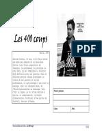 Dossier Les 400 coups