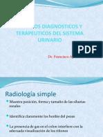Estudios Diagnosticos y Terapeuticos Del Sistema Urinario
