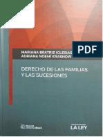 Iglesias-Krasnow - Derecho de las Familias y las Sucesiones