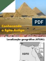o Egito Antigo Slide 2019