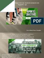 Luis Alberto PérezGonzález - Deportes Colectivos 1