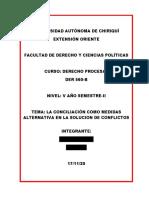 RESUMEN EJECUTIVO-CONCILIACION