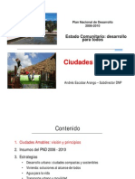 Ciudades Amables DNP Colombia