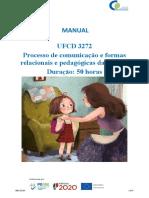 Manual 3272 Processo de Comunicação e Formas Relacionais Da Criança