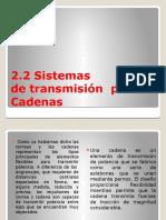 Tema No 2.2 CADENAS