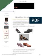 El calzado en el siglo veinte