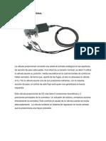 manual 5.VALVULA PROPORCIONAL