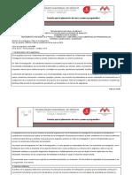Instrumentación didáctica Taller de investigación I