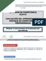 Present_EC0772_ Mod 2_ Instrum_Evaluaci¢n_aprend_TecNM
