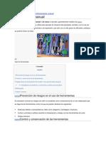 USO DE HERRAMIENTAS