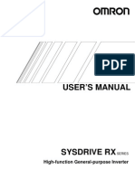 M28I560E103 Drive user manual