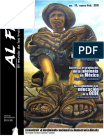 Al Filo, revista del mundo del trabajo, Feb2011