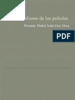Metabolismo de los polioles