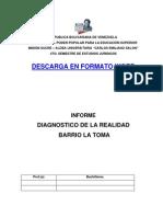 Informe Del Barrio La Toma Foda