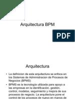 Arquitectura BPM