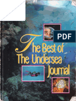Best of the Undersea Journal - Working Edition