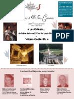 Journée des Orléans Invitation