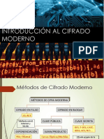 2.1 Cifrado Moderno