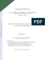 Les Aires Dinfluence Des Ports de La France Entre