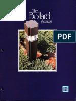 LSI Bollard Series Brochure 1984