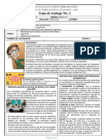 Guía 01 - Tecnología e Informática-grado 11º -Iemem