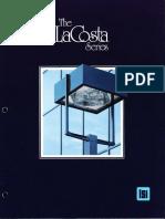 LSI La Costa Series Brochure 1986