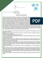 Ciencias Sociales Democracia y Paz Grado 9 Organismos Internacionaes