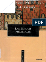 Las Espac3b1as Medievales p Bonassie p Guichard