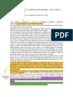 DISCURSO SOBRE LA DIGNIDAD DEL HOMBRE (extractos)