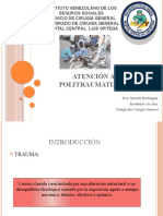 ATENCIÓN AL POLITRAUMATIZADO