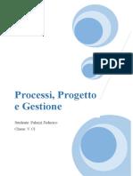 Processi, progetto e gestione