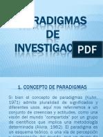 presentación PARADIGMAS
