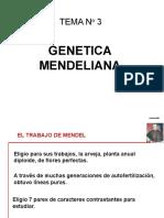 Tema No 3 Mendel