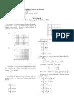 Calculus Exercises 2