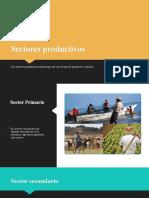 7 sectores productivos