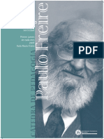 Afiche Cátedra Freire