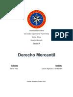 Tema 1 Mercantil