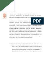 INCIDENTE DE REINSTALACIÓN