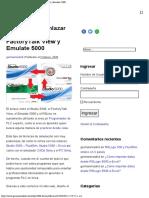 4 Pasos para enlazar el Studio 5000, FactoryTalk View y Emulate 5000
