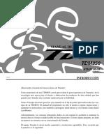 Tdm Manual