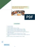 Sistema de Gestion de Seguridad y Salud en el Trabajo