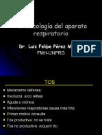 CL14 - Farmacología Del Sistema Respiratorio - Dr. Pérez