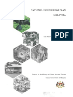 National Ecotourism Plan Malaysia Part 1